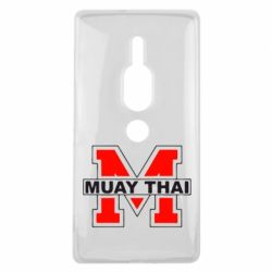 Чехол для Sony Xperia XZ2 Premium Muay Thai Big M - FatLine