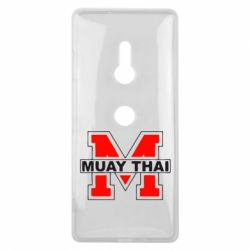 Чехол для Sony Xperia XZ3 Muay Thai Big M - FatLine