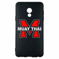 Чехол для Meizu 15 Lite Muay Thai Big M - FatLine
