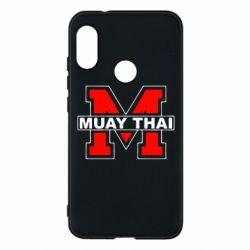 Чехол для Mi A2 Lite Muay Thai Big M - FatLine
