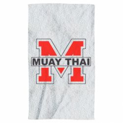 Полотенце Muay Thai Big M