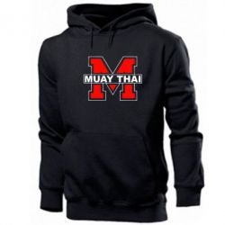 Толстовка Muay Thai Big M