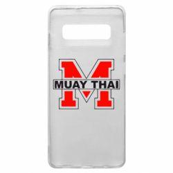 Чохол для Samsung S10+ Muay Thai Big M