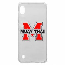 Чохол для Samsung A10 Muay Thai Big M