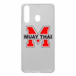 Чохол для Samsung A60 Muay Thai Big M