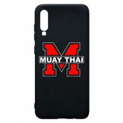 Чохол для Samsung A70 Muay Thai Big M