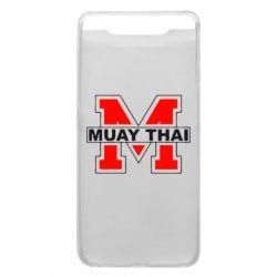 Чохол для Samsung A80 Muay Thai Big M