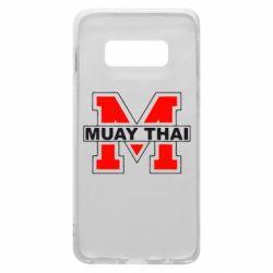 Чохол для Samsung S10e Muay Thai Big M