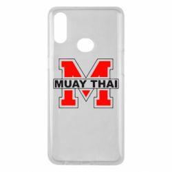 Чохол для Samsung A10s Muay Thai Big M