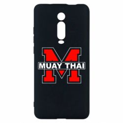 Чехол для Xiaomi Mi9T Muay Thai Big M