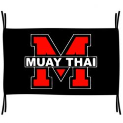 Флаг Muay Thai Big M