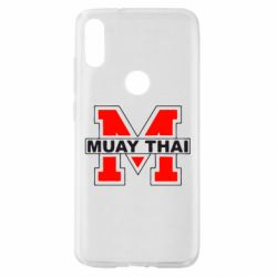 Чехол для Xiaomi Mi Play Muay Thai Big M