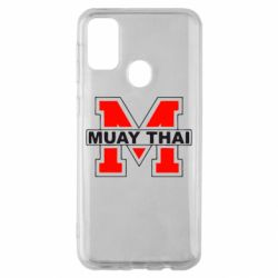 Чохол для Samsung M30s Muay Thai Big M