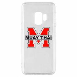Чехол для Samsung S9 Muay Thai Big M - FatLine