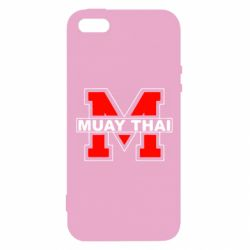 Чехол для iPhone5/5S/SE Muay Thai Big M