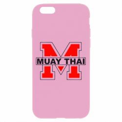 Чехол для iPhone 6/6S Muay Thai Big M
