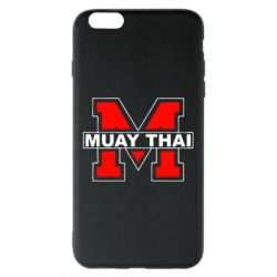 Чехол для iPhone 6 Plus/6S Plus Muay Thai Big M