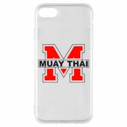Чехол для iPhone 8 Muay Thai Big M