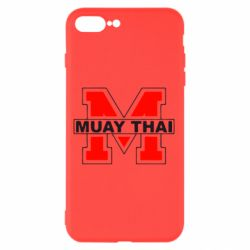 Чехол для iPhone 8 Plus Muay Thai Big M