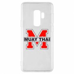 Чехол для Samsung S9+ Muay Thai Big M - FatLine
