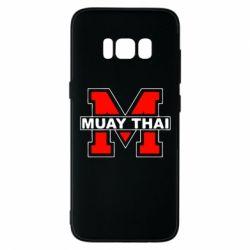 Чехол для Samsung S8 Muay Thai Big M - FatLine