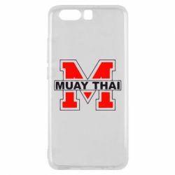 Чехол для Huawei P10 Muay Thai Big M - FatLine