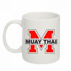 Кружка 320ml Muay Thai Big M - FatLine