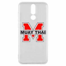 Чехол для Huawei Mate 10 Lite Muay Thai Big M - FatLine
