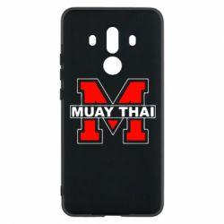 Чехол для Huawei Mate 10 Pro Muay Thai Big M - FatLine