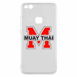 Чехол для Huawei P10 Lite Muay Thai Big M - FatLine