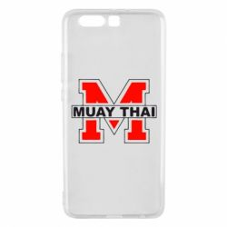 Чехол для Huawei P10 Plus Muay Thai Big M - FatLine