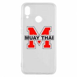 Чехол для Huawei P20 Lite Muay Thai Big M - FatLine