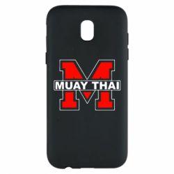 Чехол для Samsung J5 2017 Muay Thai Big M - FatLine