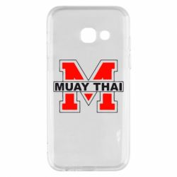 Чохол для Samsung A3 2017 Muay Thai Big M