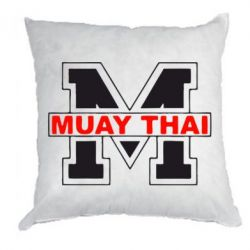Подушка Muay Thai Big M - FatLine