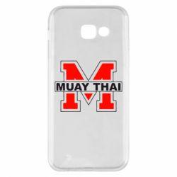 Чехол для Samsung A5 2017 Muay Thai Big M - FatLine