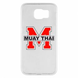 Чехол для Samsung S6 Muay Thai Big M - FatLine