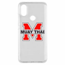 Чехол для Xiaomi Mi A2 Muay Thai Big M