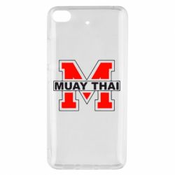 Чехол для Xiaomi Mi 5s Muay Thai Big M