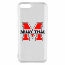 Чехол для Xiaomi Mi6 Muay Thai Big M