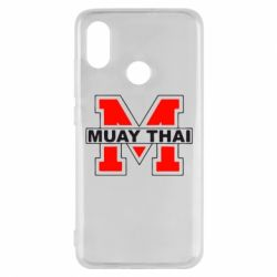 Чехол для Xiaomi Mi8 Muay Thai Big M