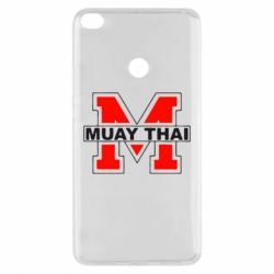 Чехол для Xiaomi Mi Max 2 Muay Thai Big M - FatLine