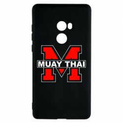 Чехол для Xiaomi Mi Mix 2 Muay Thai Big M