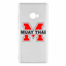 Чехол для Xiaomi Mi Note 2 Muay Thai Big M