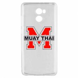 Чехол для Xiaomi Redmi 4 Muay Thai Big M - FatLine