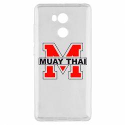 Чехол для Xiaomi Redmi 4 Pro/Prime Muay Thai Big M - FatLine