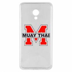 Чехол для Meizu M5 Muay Thai Big M - FatLine