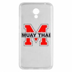 Чехол для Meizu M5c Muay Thai Big M - FatLine