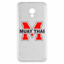 Чехол для Meizu M5s Muay Thai Big M - FatLine