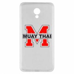 Чехол для Meizu M5 Note Muay Thai Big M - FatLine